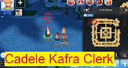 Cadele Kafra Clerk, Logictic Basics Quest - Ragnarok M: Eternal Love