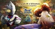 Event Crossover Ragnarok M: Eternal Love dan Ultraman