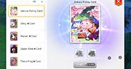 Cara Crafting Sakura Poring Card - Ragnarok M: Eternal Love
