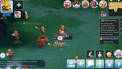 Kafra's Enemy Invader